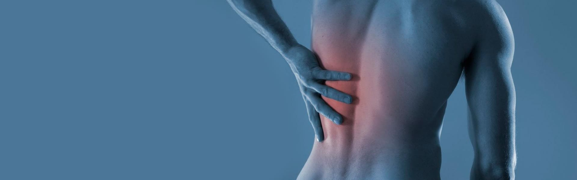 We provide services to those with back and neck pain