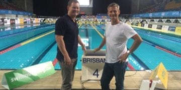 Craig and Andrew – National Swimming Titles